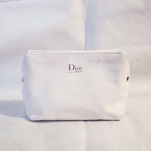 Dior Beauty Bag Parfums Cosmetic Case